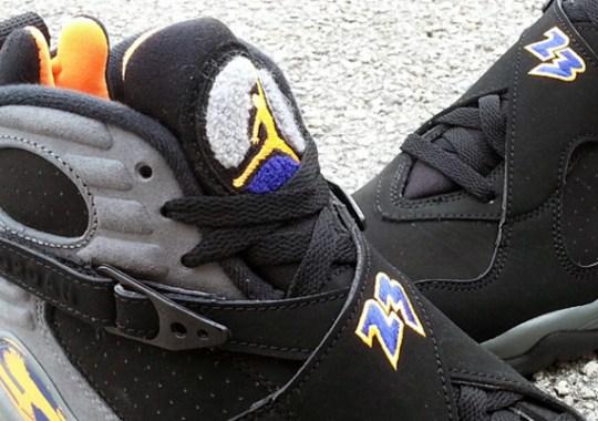 """""""Suns"""" Air Jordan VIII"""