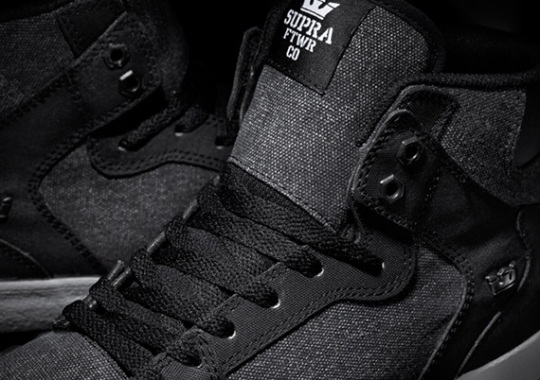 Supra Vaider Mid – April 2013 Colorways