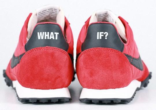 """TEDxPortland x Nike Waffle Racer """"What If?"""""""