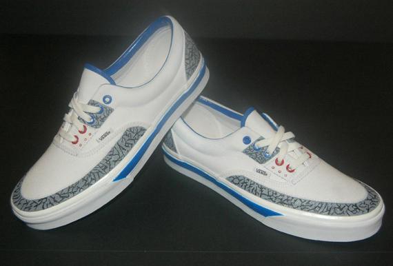 "Vans Era ""True Blue III"" by JP Custom Kicks - SneakerNews.com"