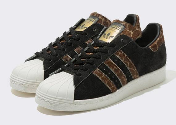 Xlarge X Adidas Superstar Degli Anni '80