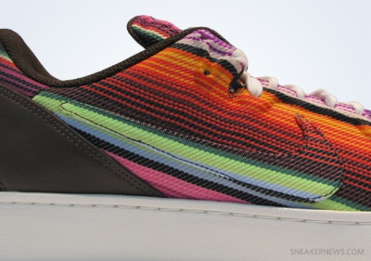 "Nike Kobe 8 NSW Lifestyle ""Mexican Blanket"""