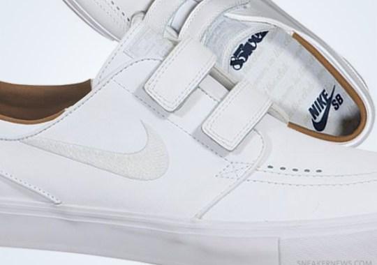 8FIVE2 x Nike Stefan Janoski SE Velcro