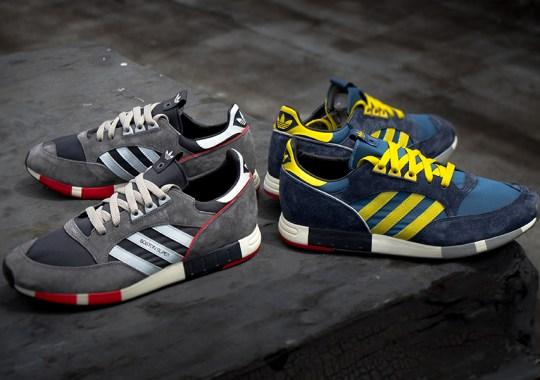 innovative design e5fb9 f3e01 adidas Boston Super - SneakerNews.com