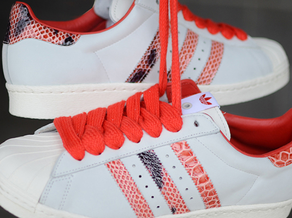 """adidas Consortium Superstar 80s """"Back in the Day"""" Pack"""