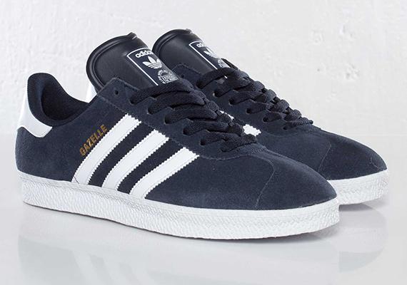 online store 7366a 6eac4 adidas Originals Gazelle II - May 2013 Colorways - SneakerNe