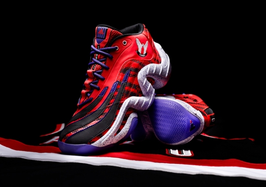 adidas Real Deal – Damian Lillard Rookie of the Year Edition