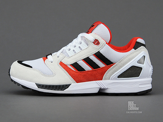 b5d831f83823d2 Dolphins-ish colorup previewed alongside these cant be too far off either   Adidas NMDR1 Red Black White .