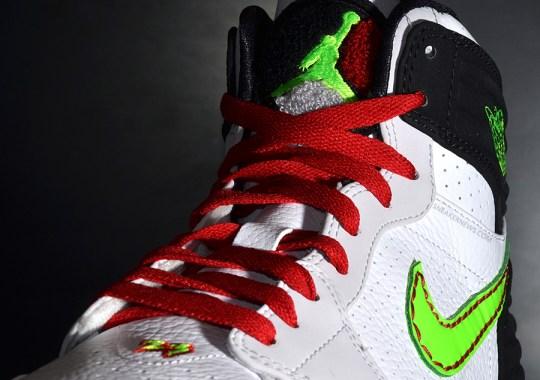 """Air Jordan 1 Retro '93 """"Electric Green"""" – Arriving at Retailers"""