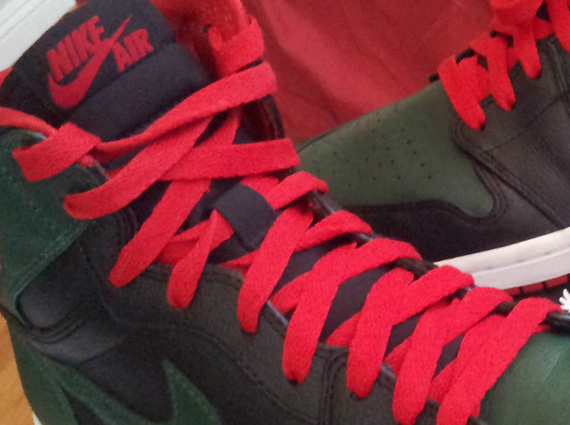 That Gucci Air Jordan 1 Came At The Tail End Of 2012 Was One Last Styles To Hit Before Sneaker Made Transition Over