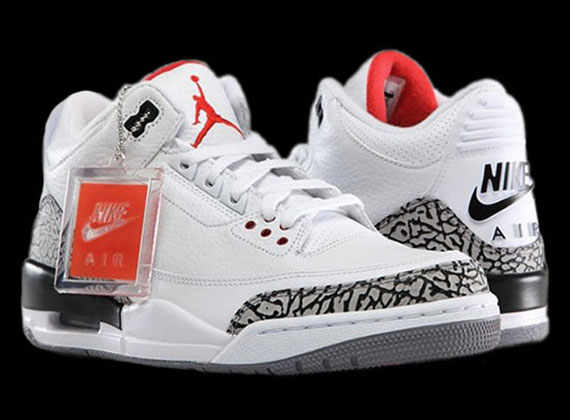 It seems like no sneaker is safe from the random re-stocking: that  massively coveted Air Jordan III '88 retro will be restocked on Saturday,  May 25th at 8AM ...