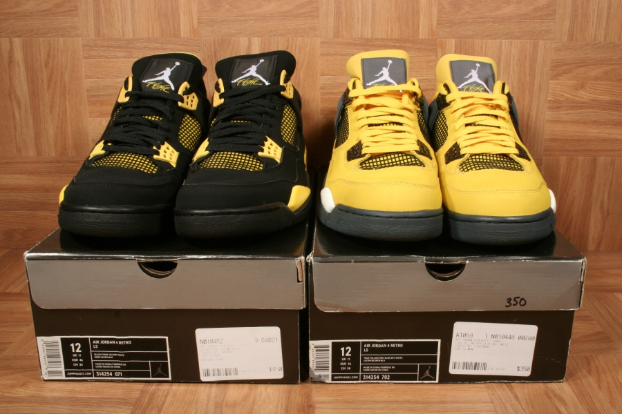 low priced 3a1c4 b4bce Air Jordan IV Retro