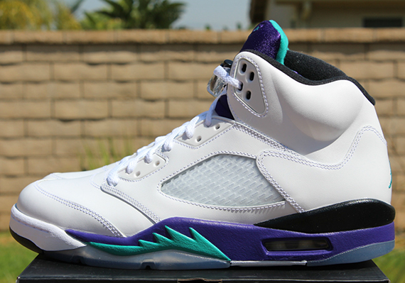 1f059eec8df9 Air Jordan 5 Grapes Nike Shoe Outlet For Women