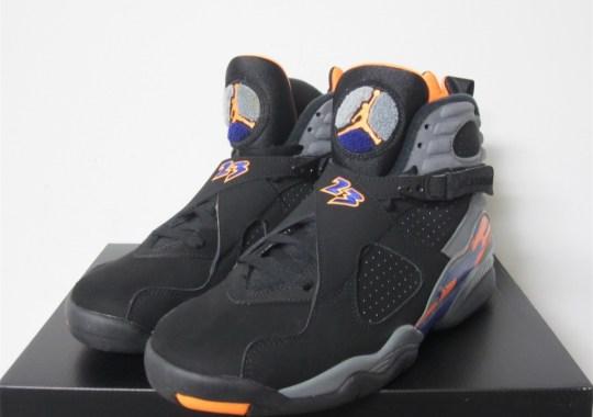 "Air Jordan VIII ""Suns"" – Release Reminder"