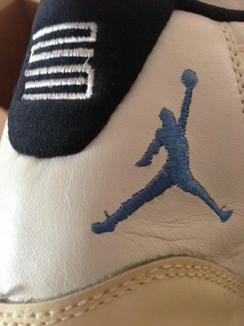 cheap Air Jordan XI quotColumbiaquot OG Michael Jordan PE ... 7fdd15f81