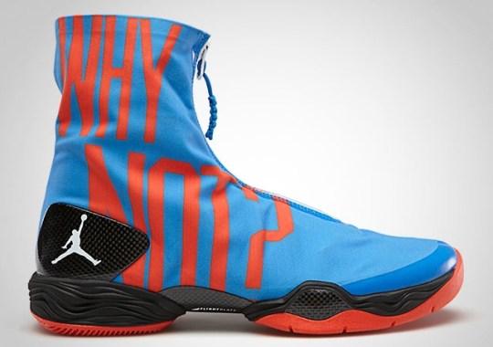 "Air Jordan XX8 ""Why Not"" Russell Westbrook PE – Release Date"