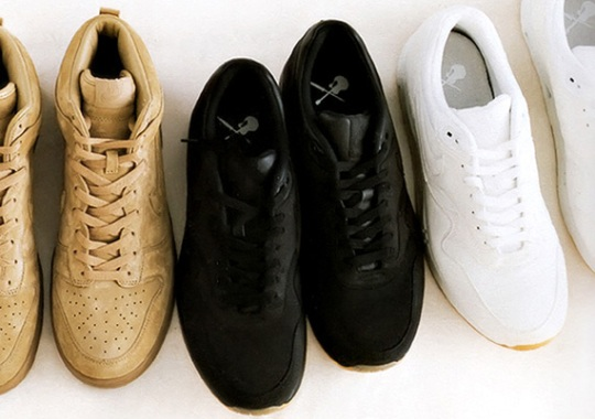 A.P.C. x Nike Sportswear – Summer 2013
