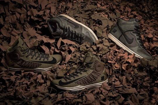 "UNDFTD x Nike ""Bring Back"" – Ballistic Pack"