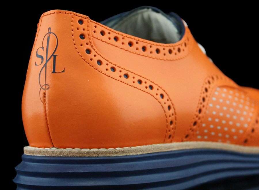 """Spike Lee's shoe-game has gone """"grown"""" recently, much in part due to Revive  Customs and his insane redone Lunargrands done just for the Brooklyn-born  film ..."""