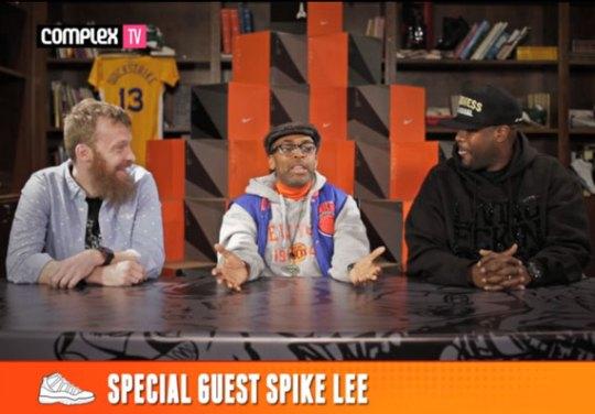 Complex TV – Quickstrike: Episode 10 – Featuring Spike Lee