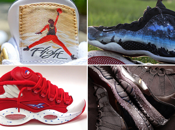 Nine shoes showed up across the past seven here on Sneaker News, and we're  running them all back to let you decide which was the best. Jordans  dominated the ...