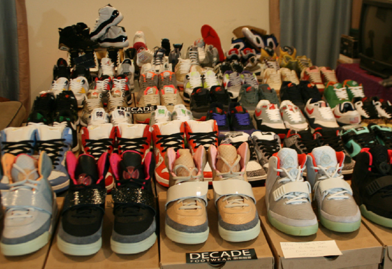 Every Air Yeezy Release 2b07454df