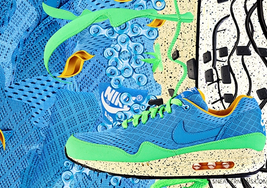 Fausto Fantinuoli x Nike: Landscapes of Brazil