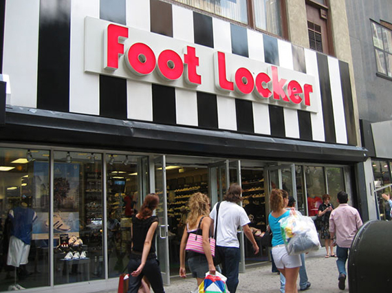 Paypal Payments Now Available At Foot Locker In Store Sneakernewscom