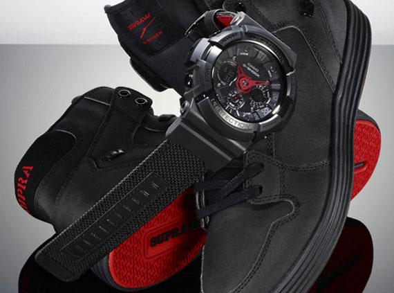 06c97953c92d G-SHOCK x Supra - SneakerNews.com