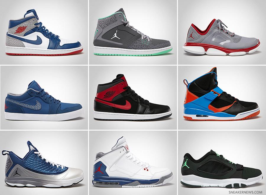 105f27cfd5923c Jordan Brand July 2013 Releases - SneakerNews.com