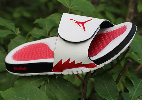 b1159178038008 ... Jordan Hydro V Retros are in stock at Rock City Kicks. Advertisement