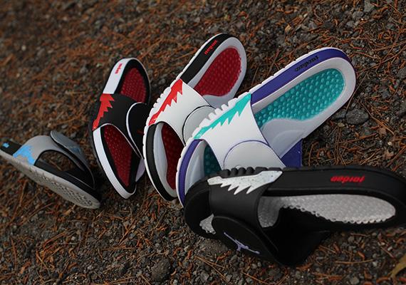 62efe2e7795a9f Jordan Hydro V Retro - 5 Colorways - SneakerNews.com