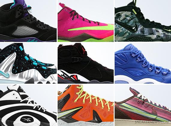 June 2013 Sneaker Releases