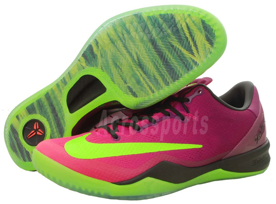 3f3aace9babc Nike Kobe 8 Mambacurial - Available on eBay - SneakerNews.com