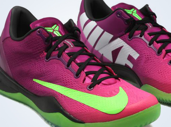 new product cc7fd 7d256 Mambacurial Kobe 8