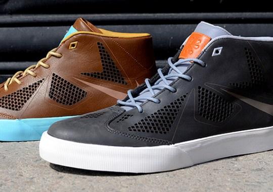 Nike LeBron X NSW Lifestyle – Euro Release Info