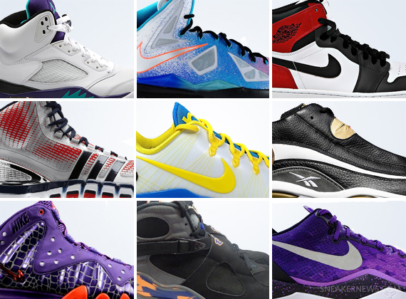 latest sneaker releases 2013