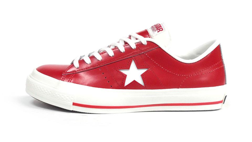 converse one star red e36fbc2c4