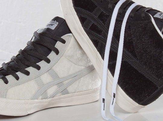 """mita sneakers x Onitsuka Tiger Fabre """"Panda"""" – Available"""