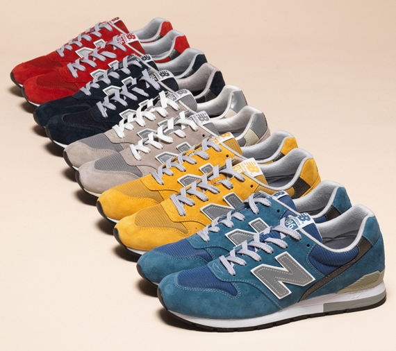 best website 0481e 0eaaa New Balance 996 RevLite - SneakerNews.com