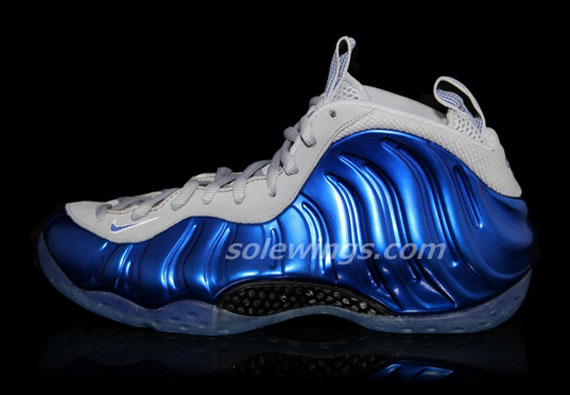 superior quality 6b359 9385c Nike Air Foamposite One Sport RoyalGame Royal-Wolf Grey 092013