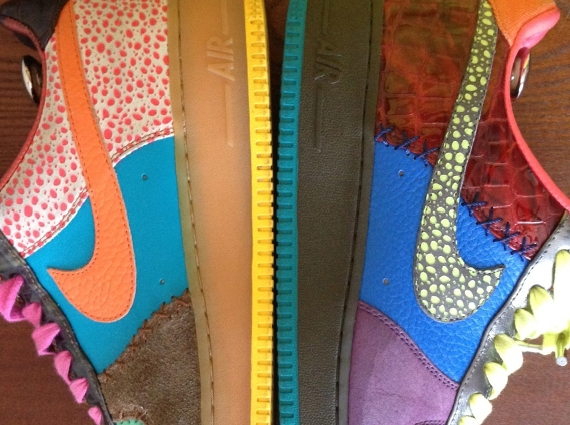 nike air force 1 lottery ticket for sale