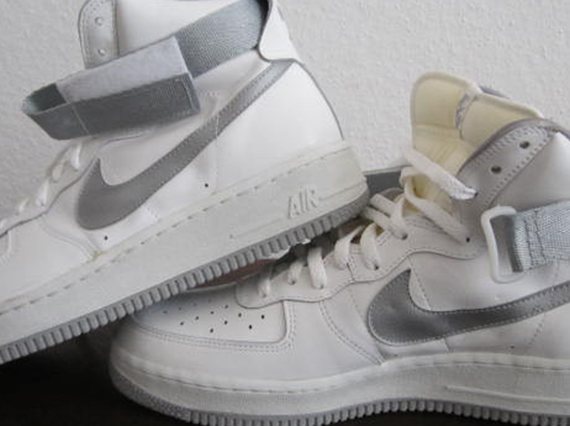 Nike Air Force 1 High Og 1983 Pair On Ebay Sneakernews Com