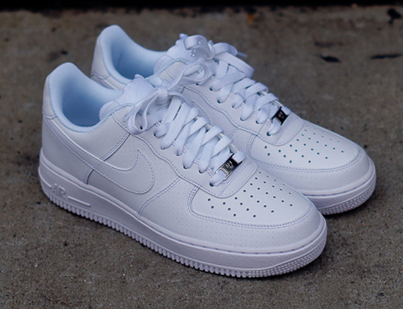 nike air force 1 low white microperf sneakernewscom