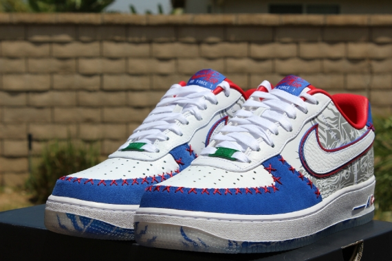 pretty nice 4f5db f6f7d best Nike Air Force 1 Low quotPuerto Ricoquot Release Reminder