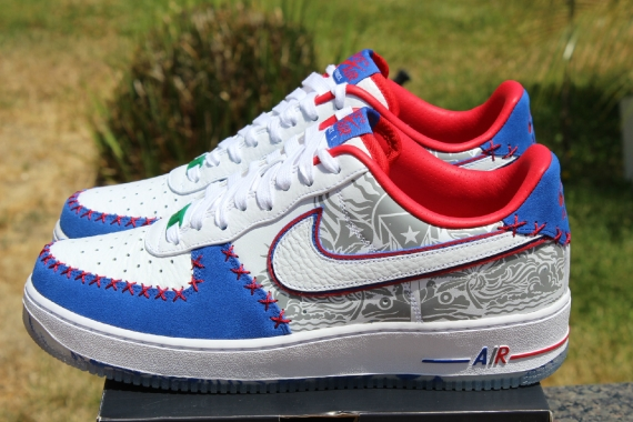 pretty nice c6e0e 6d2e1 best Nike Air Force 1 Low quotPuerto Ricoquot Release Reminder