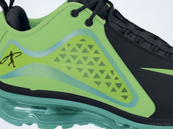 Nike Air Griffey Max 360 - Black - Poison Green - Sport Turquoise ...