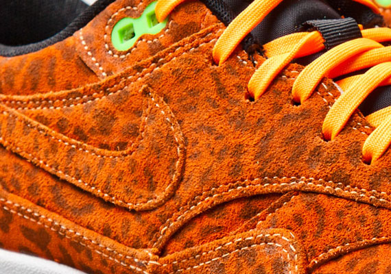 """Orange Leopard"""" Nike Air Max 1 FB – Available SneakerNews"""