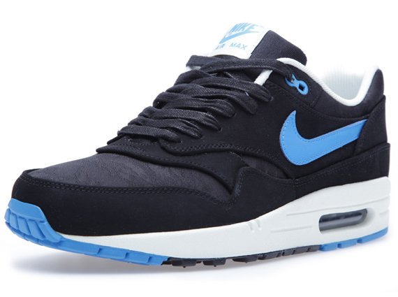mens nike air max 1 blue