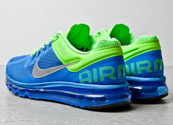 air max 2013 green